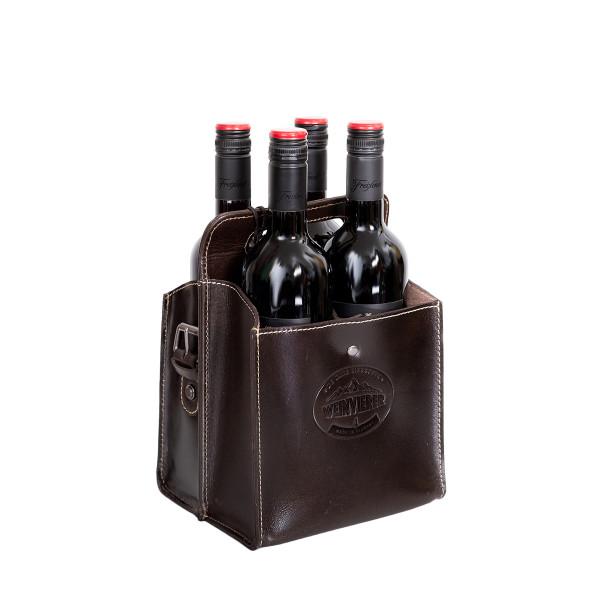 Getränketasche Weinvierer