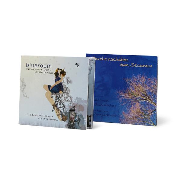 Augsburger Märchenzelt: 2er CD-Paket für Erwachsene