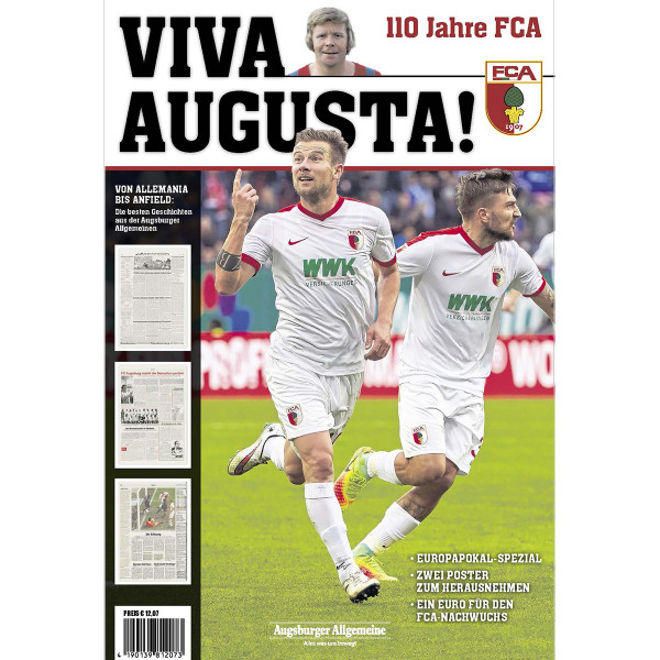 FC Augsburg - Viva Augusta!