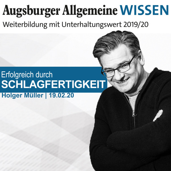 AZ Wissen - Holger Müller