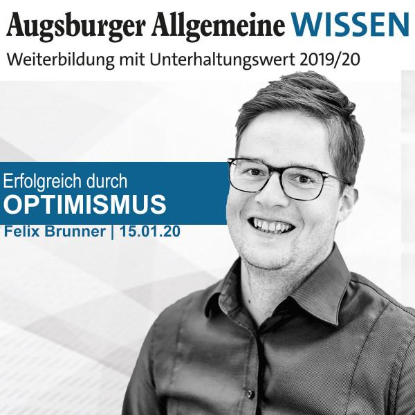 AZ Wissen - Felix Brunner (Doppelkarte)