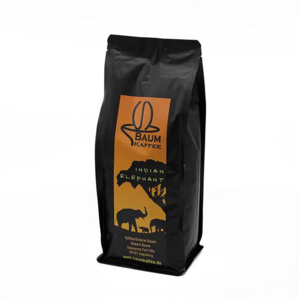 Baumkaffee Indian Elephant