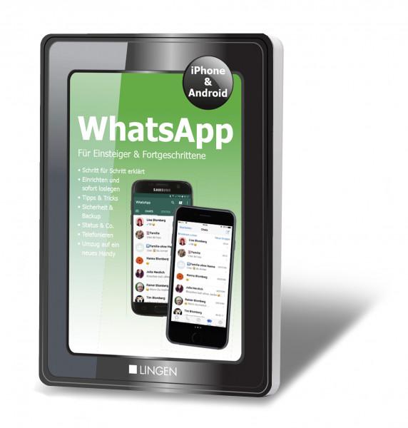 WhatsApp für Einsteiger & Fortgeschrittene
