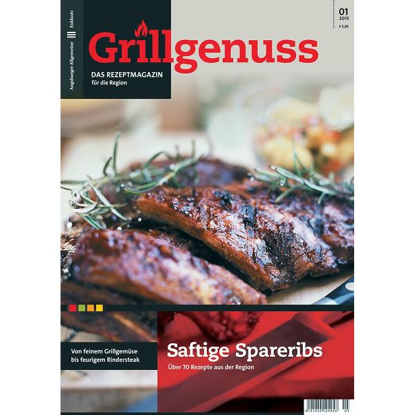 Grillgenuss 2015