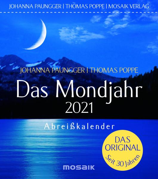 Mondjahr Kalender 2021
