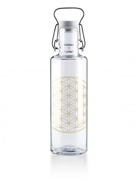 Trinkflasche 0,6 l Soulbottles Flower of Life