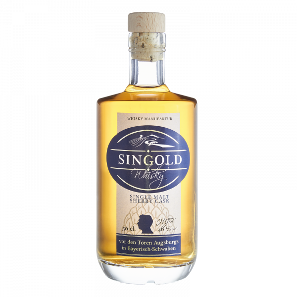 Single Malt Sherry Cask Whisky
