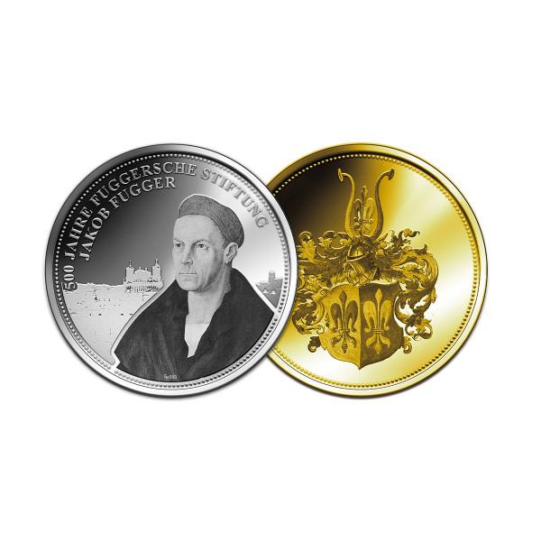 """Medaille """"Jakob Fugger"""""""