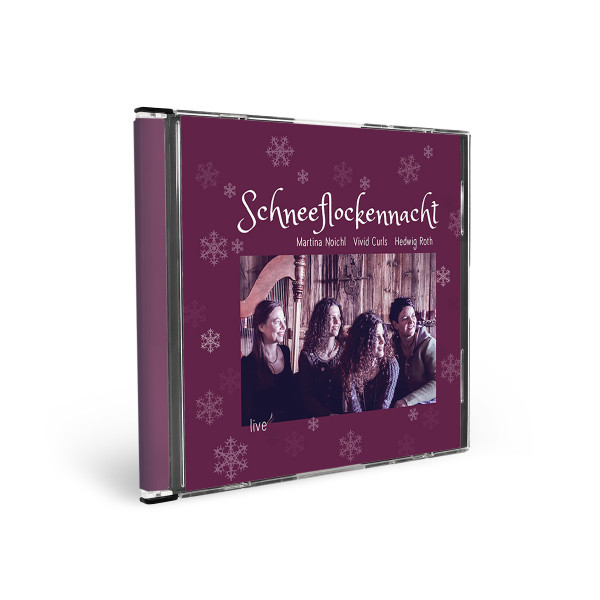 Schneeflockennacht CD