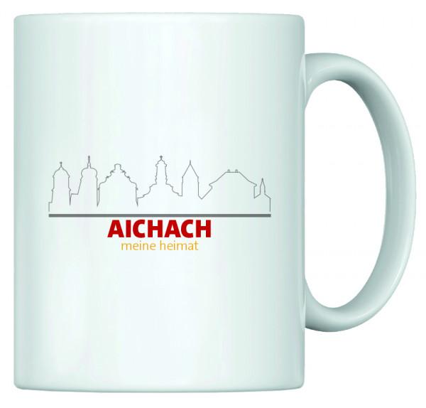 Heimat Haferl - Aichach (Tasse)