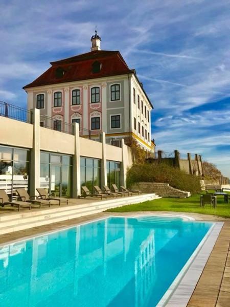 Erholung pur - im Schloss Leitheim (EZ)