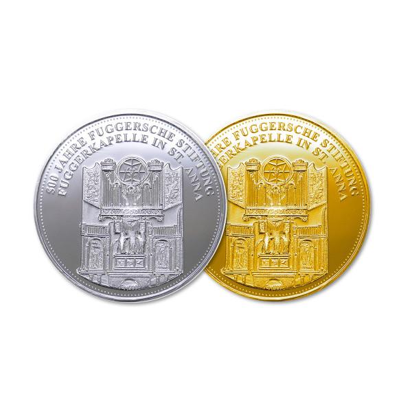 "Medaille ""Die Fuggerkapelle"""