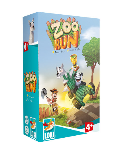 Spiel Zoo Run