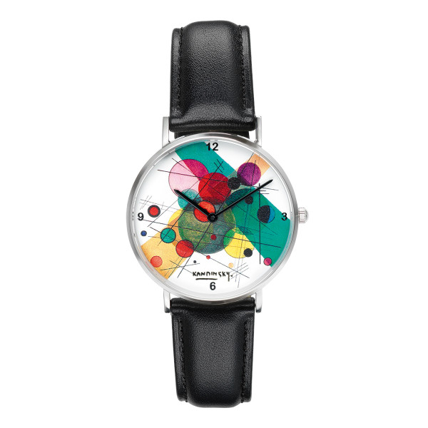 Kandinsky: Armbanduhr