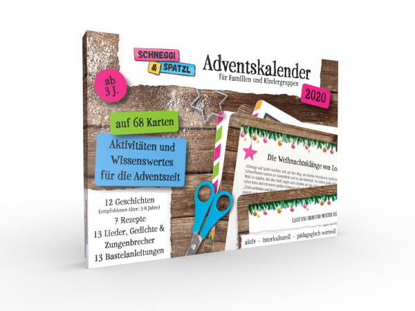 Adventskalender Spezial-Bundle 2020