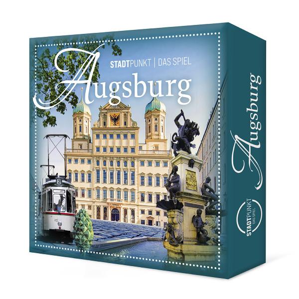 Stadtpunkt Augsburg - das spannende Wissens-Quiz