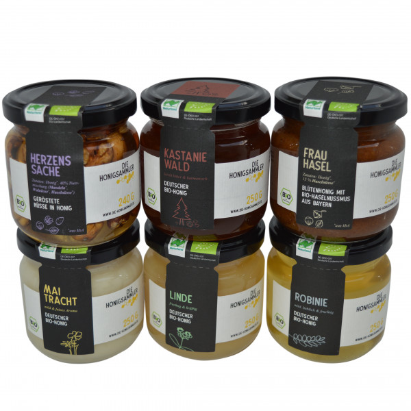Honig-Genusspaket