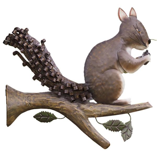 """Gartenfigur """"Eichhörnchenpaar"""""""