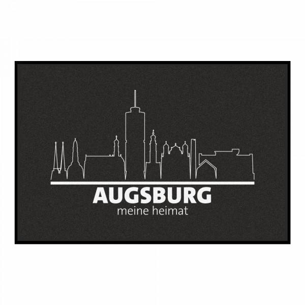 Fußmatte - Augsburg