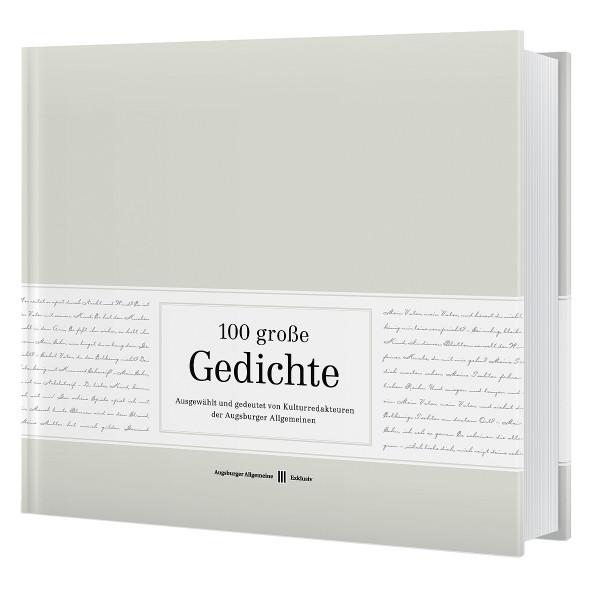 100 große Gedichte