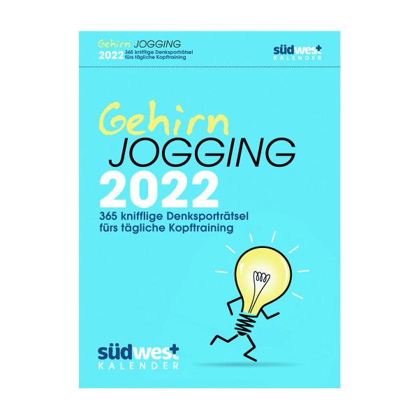 Gehirnjogging Kalender 2022