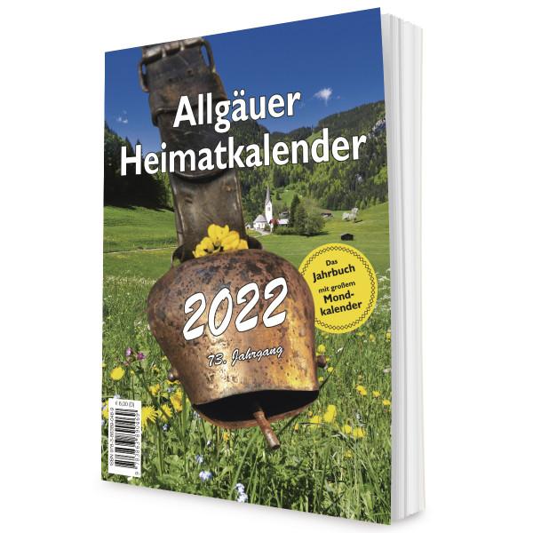Allgäuer Heimatkalender 2022