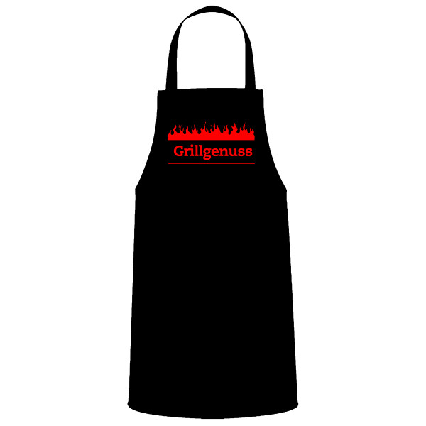 "Kochschürze ""Grillgenuss"""