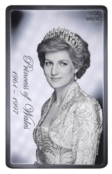 Lady Diana Münze - 60. Geburtstag