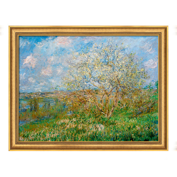 Bild Claude Monet: Der Frühling