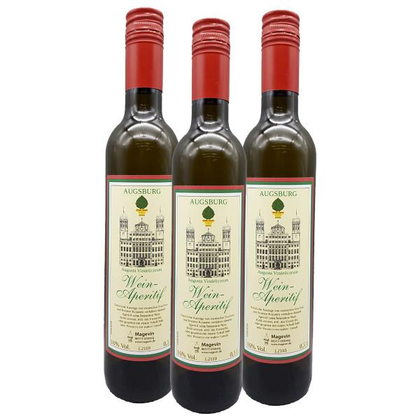 Augsburger Wein-Aperitif (3 Flaschen)