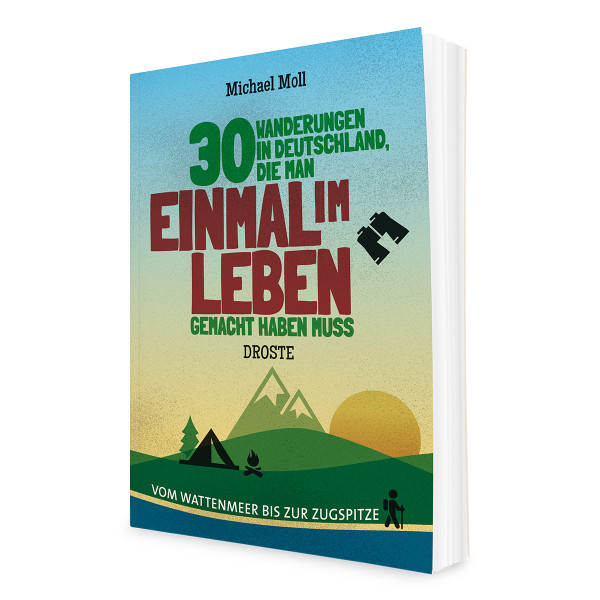 30 Wanderungen in Deutschland