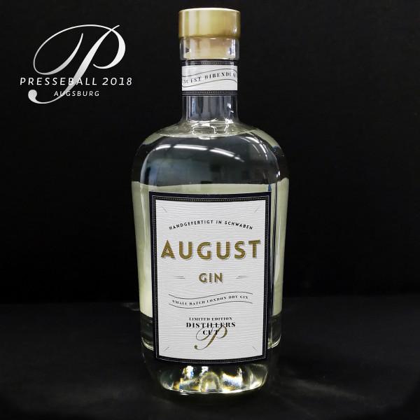 """Presseballedition """"Augsburg Gin"""""""