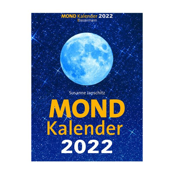 Mondkalender 2022 - Abreißkalender