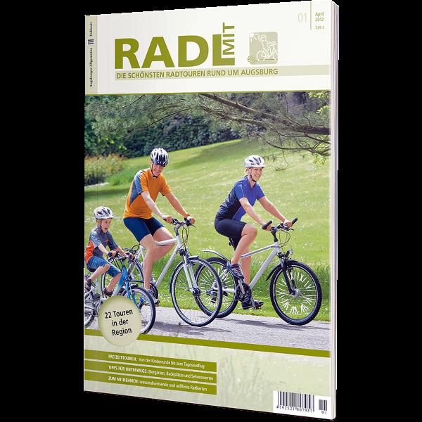 Radl mit Ausgabe 01